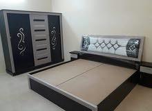 غرف نوم  1300ريال شامل التركيب والتوصيل