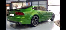 Audi S 7 (V8 twin turbo)