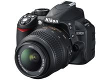 nikon d3100 بملحقاتها