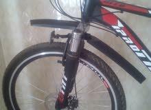 دراجة من نوعvtt للبيع او التبادل