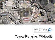 مطلوب محرك تويوتا