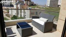 شقة مفروشة للايجار 3 نوم قرب جامعة البتراء سوبر ديلكس