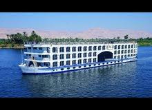 رحلات الباخرة النيلية