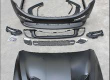 تحويلة بودي جيب شيروكي srt للسيارات فوق 2014 كما في الصورة.