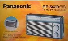 راديو باناسونيك ضمان سنتين