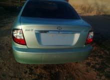 سيارة سامسونغ موديل 2005