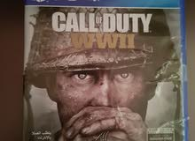 Call of duty ww2 ps4 english arabic