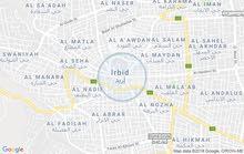 قطعه أرض من أراضي الحصن 14 دونم بموقع مميز