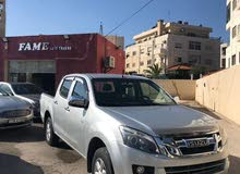 2016 Used D-Max with Manual transmission is available for sale