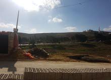 شقة طابق ارضي175 متر +حديقة 120 م للبيع في شفا بدران -الكوم بالأقساط دون فوائد .قيدالانشاء