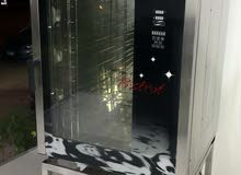 فرن كونفكشن ستيم وارد ايطاليا convection oven