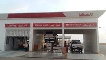 مغسلة سيارات للبيع Car Wash station for sale