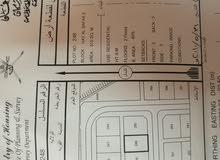 للبيع أرض في ادم جنبها بيوت سكنيه من اليسار واليمين مساحتها 615 حي الصفاء 2
