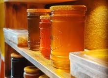 خيرات العراق لبيع جميع انواع العسل العراقي الخالص
