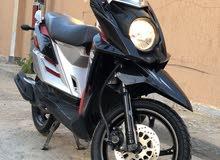 Buy a Used Yamaha motorbike made in 2019