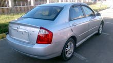 Used condition Kia Spectra 2005 with 0 km mileage