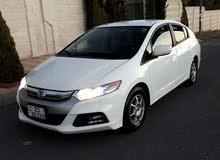 Honda Insight 2014 For sale - White color