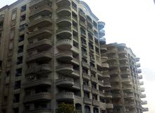 شقة  مميزة جدا للبيع 208م باابراج الشرطة حي السفارات امن وحراسة 24 ساعة وباركينج ومسجلة