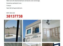 New Villa for Rent in Janabiya