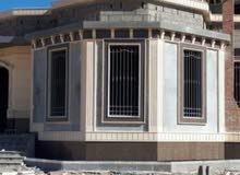 مؤسسة أعمال حجر الرياض الطبيعي والرخام ديكورات واجهات خارجيه