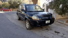 Black Hyundai Tucson 2009 for sale