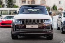 2019 Range Rover Vogue HSE