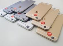 عرض الايفون 6  ذاكرة 64 جيبي الاصلي