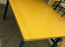 table and bed (urgent sale)