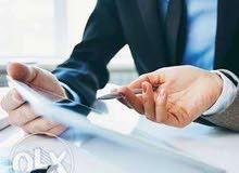 ابحث عن عمل مدير مالى او رئيس حسابات