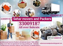 sehar movers and Packers company all over Bahrain services