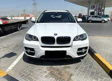 BMW X6 Xdrive 35i free accident GCC