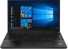 Lenovo ThinkPad E15/ Core i7 10th Generation/ 8Gb Ram/ 2GB Graphics Card/ 1Tb HDD/ 1 Year Warranty
