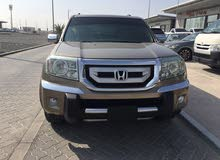 Honda Pilot 2011 full option GCC for sale