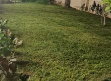 أرض كورنر بها بيت وبئر ماء عذب في سوق الخوض