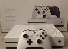 Xbox one s 1t بحاله الوكاله