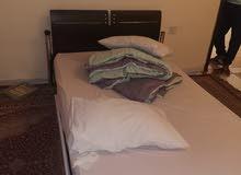 2 سرير بحالة ممتازة جدا و بسعر رخيص و قابل للتفاوض
