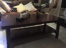Beautiful Wooden Table - طاولة خشبية