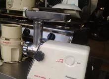 للبيع مكينة لحمة يابانية جديد ة للبيت