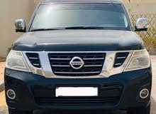 Nissan patrol platinum SE 2014