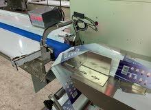 Automatic packing machine ماكينة تغليف اتوماتيكية للمطاعم و شركات تغليف المواد ا