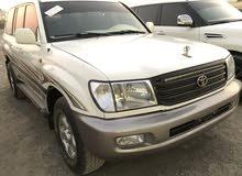 Toyota land Crusier 2002