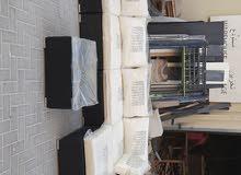 L shape rattan outdoor sofa
