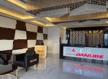 Studio Glamz Tower Al Furjan fully furnished and rented