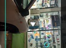 محل تلفونات للبيع جاهز مع رخصه و الديكور