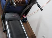 Treadmill Wansa brand for Sale with 18 months warranty from Xcite negotiable pri