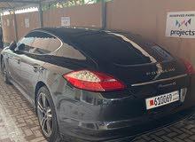 Porsche panamera s 2010 in a perfect condition