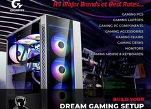 Build Your Dream Gaming PC within your budget