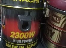 مكانس هيتاشي مستعمل واجهزه اخره حسب الصور جديده ومستعمل وتس 0533274446