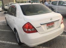 Nissan Tiida 1.8L Model 2009 (1- Year Mulkiya and Insurance)