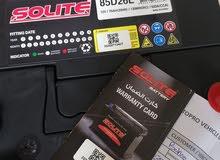 New Solite Battery